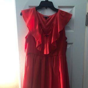 Semi casual dress